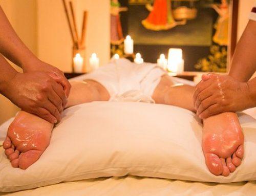 Massaggio a 4 mani rilassante